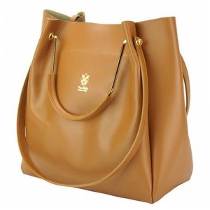 NEW! 🌟SALE! Genuine leather tote bag